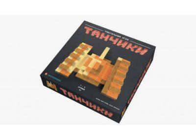 Настольная игра «Танчики» (Battle Tanks)
