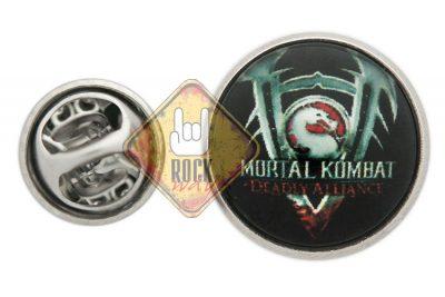Пин (значок) Mortal Kombat
