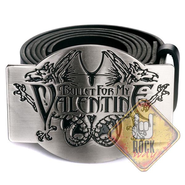Пряжка для ремня Bullet For My Valentine