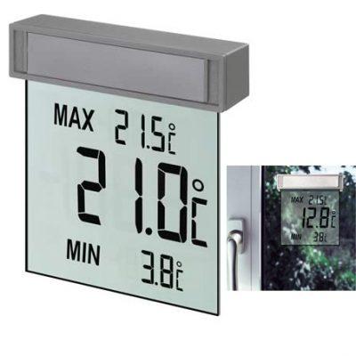 Термометр оконный электронный TFA