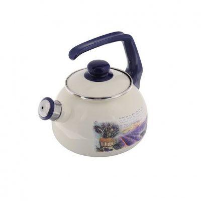 Чайник эмалированный «Лаванда»