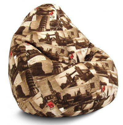 Кресло-мешок PromoPuff «Британия 2»