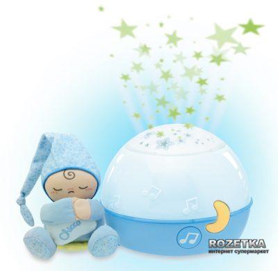 Игрушка-проектор «Звезды» Chicco для мальчиков