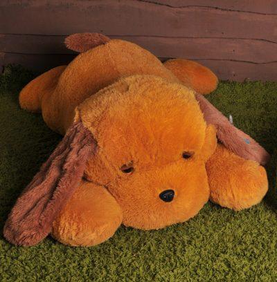 Мягкая игрушка собака Тузик (90 см)