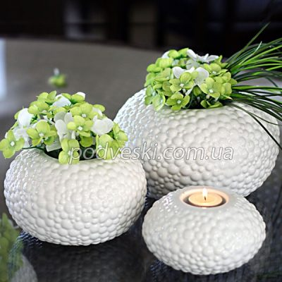 Набор керамических ваз Этна