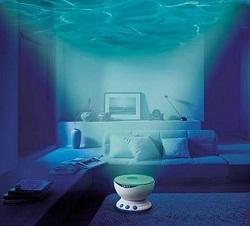 Ночник-проектор «Релаксирующий океан»