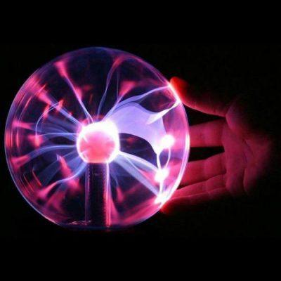 Светильник Plasma ball