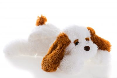 Плюшевая собака Тузик ТМ «Алина»