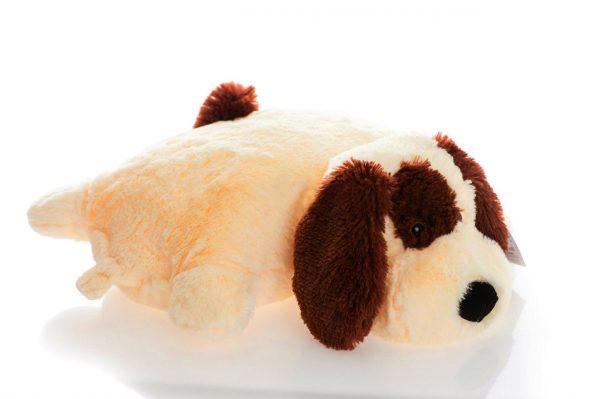 Подушка-игрушка собачка Шарик (45 см)