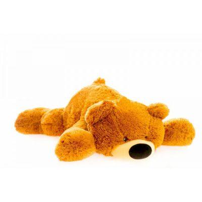 Большая мягкая игрушка - медведь Умка 180 см медовый