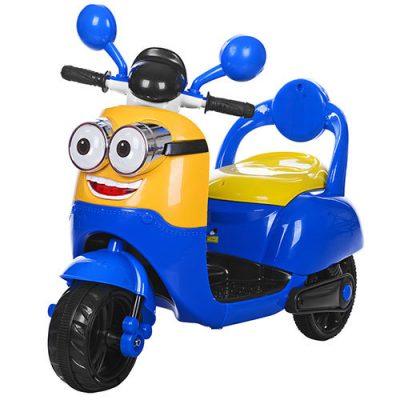 Мотоцикл Bambi «Миньоны» Blue