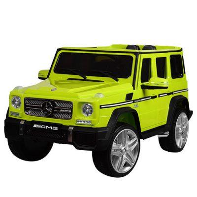 Электромобиль Bambi «Mercedes-Benz G65 Green»