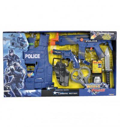 Игровой полицейский набор