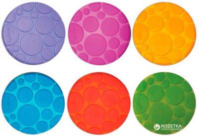 Игрушечный набор для ванны Munchkin «Коврики-капельки»