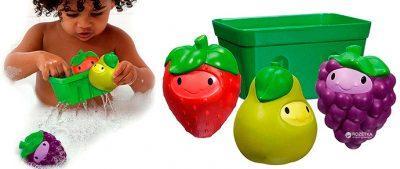 Игрушка для ванны Munchkin «Корзина фруктов»