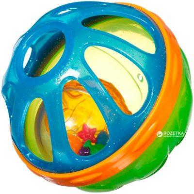 Игрушка для ванны Munchkin «Мячик» зелено-голубой