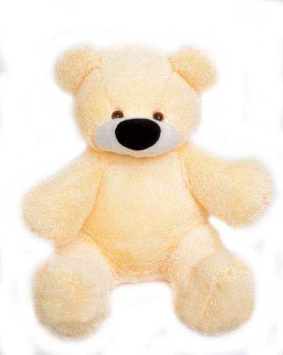 Плюшевая игрушка медведь Бублик ТМ «Алина» (95 см персиковый)