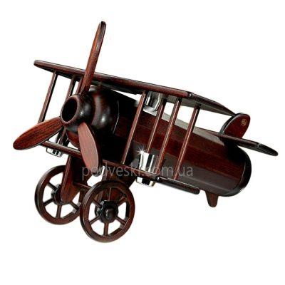 Подставка для вина «Самолет-кукурузник»