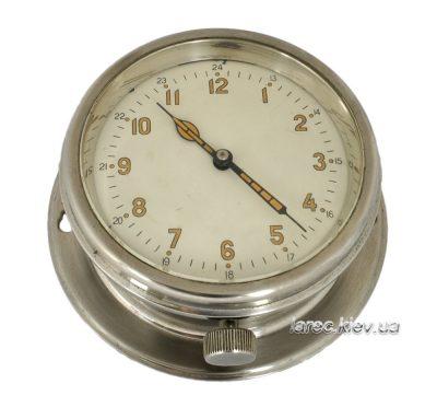 Старые морские настенные часы