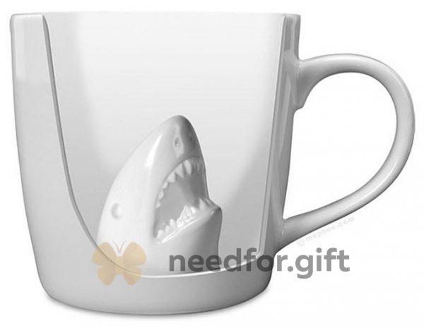 Чашка «Акула»
