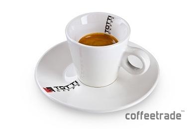 Чашка + блюдце Totti эспрессо