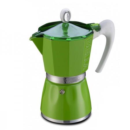 Кофеварка гейзерная BELLA на 3 чашки