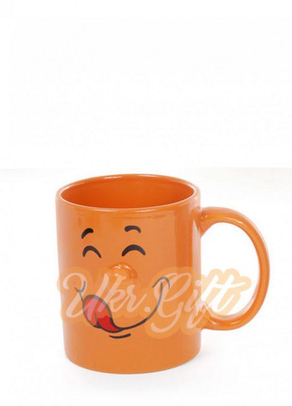 Кружка керамическая «Smile»