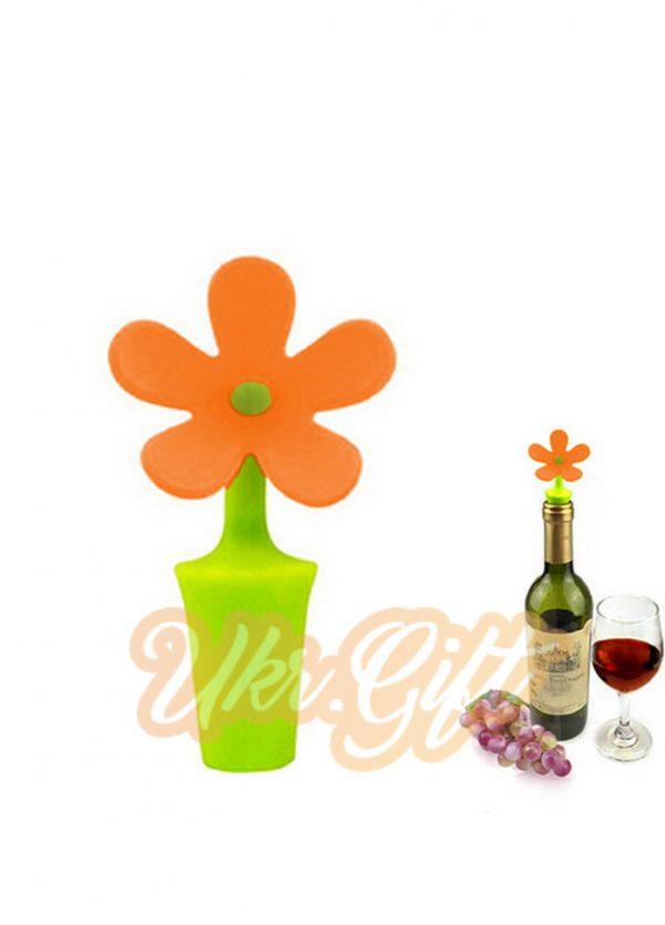 Пробка для бутылки «Цветок»