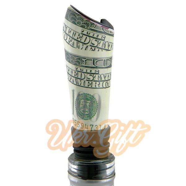 Пробка для бутылки «Доллар»