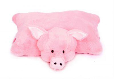 Подушка-игрушка «Свинка» (45 см)