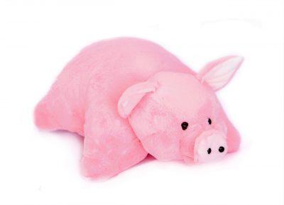 Подушка-игрушка «Свинка» (55 см)