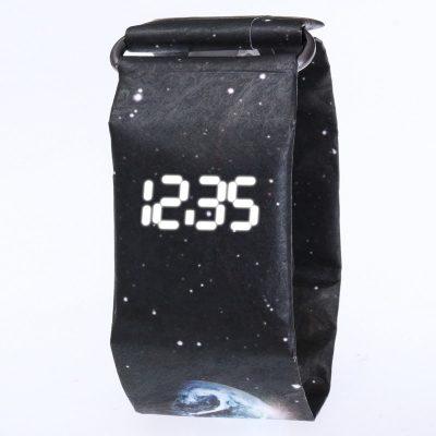 Бумажные часы Paper Watch «Космические»
