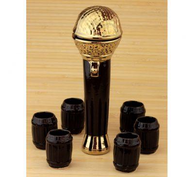 Коньячный набор «Микрофон»