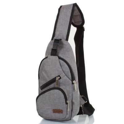 Мужская сумка-рюкзак DNK LEATHER (ДНК ЛЕЗЕР)