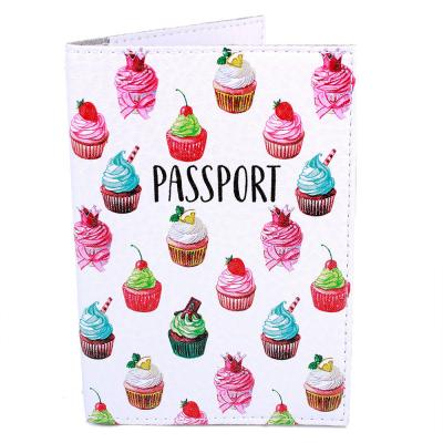 Женская обложка для паспорта PASSPORTY (KRIV195)