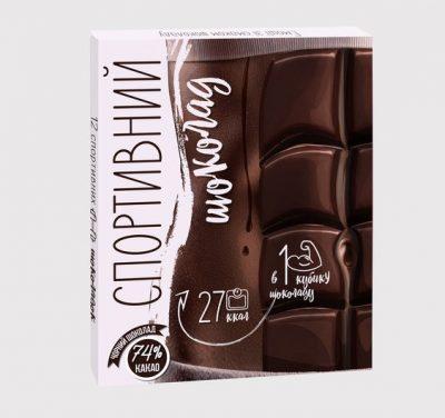 Шоколадный набор «Спортивный»