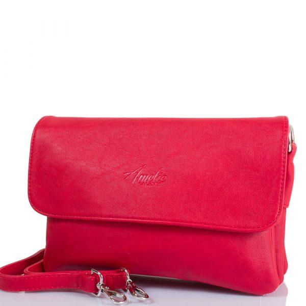 Женская сумка-клатч из качественого кожезаменителя AMELIE GALANTI (A8188-red)