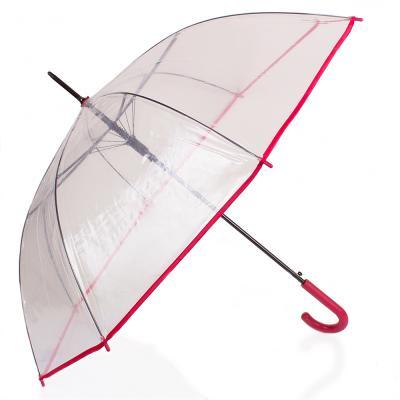 Зонт-трость женский полуавтомат HAPPY RAIN (U40970-3)