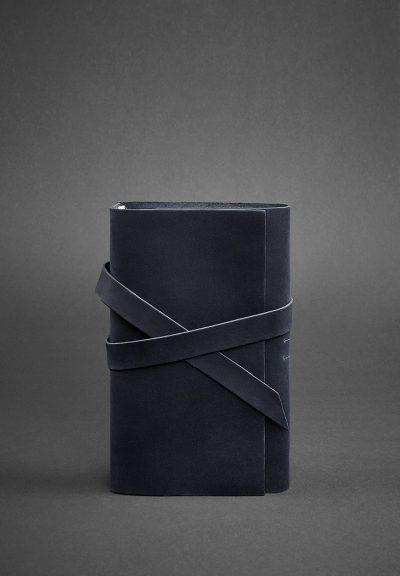 Кожаный блокнот (Софт-бук) «1.0 Ночное небо» Blanknote