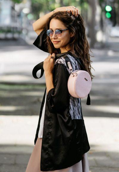 Круглая сумочка «Tablet» BlankNote (барби)