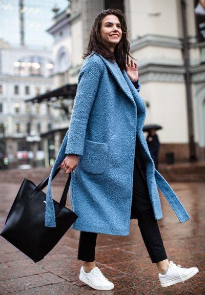 Женская сумка-шоппер «D.D.» BlankNote (графит)