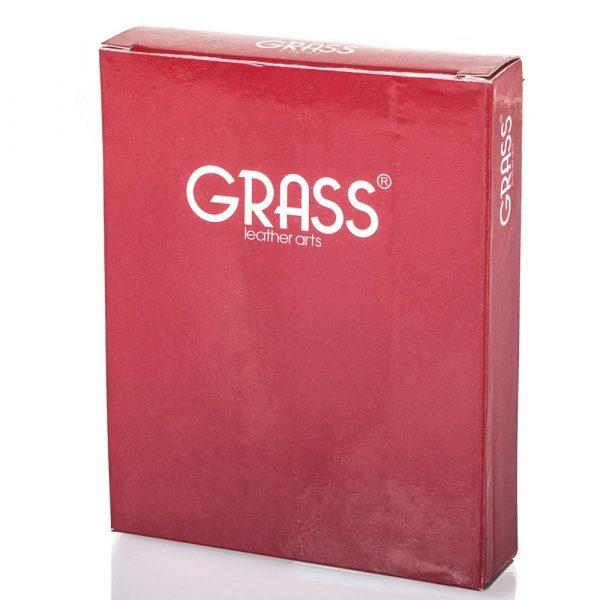 Мужская кожаная визитница GRASS (ГРАСС)