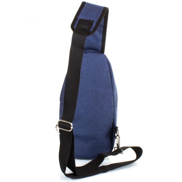 Мужская сумка-рюкзак DNK LEATHER (DNK-JOKER№2-BAG-2)