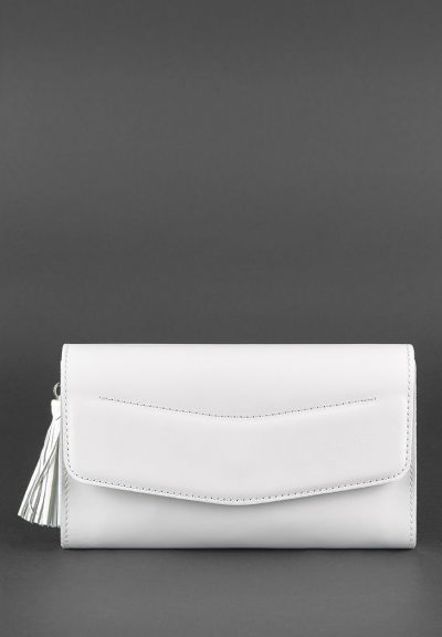 Белая сумка «Элис» BlankNote
