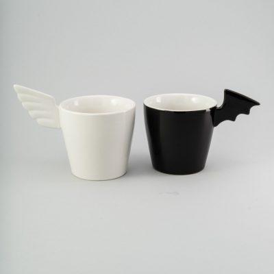 Набор кружек Herisson Black&White