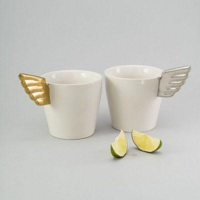 Набор кружек Herisson «Silver&Gold»