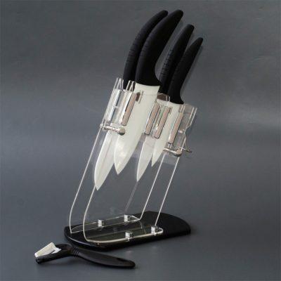 Набор ножей с керамическими лезвиями Herisson