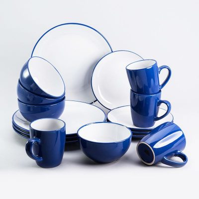Набор посуды Herisson «Инь-янь» (16 ед.)