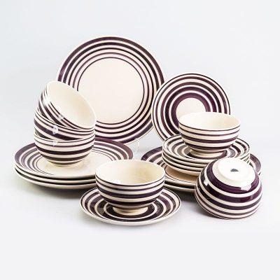 Набор посуды Herisson «Радуга» (18 ед.)