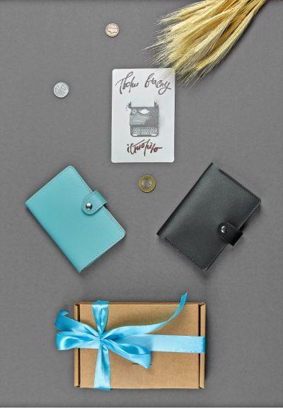 Подарочный набор аксессуаров«Бургундия» BlankNote